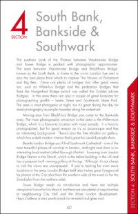 The Photographers Guide to London - Sample Page 3