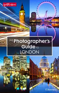 The Photographer's Guide to London - a photography location guide book